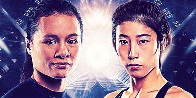 Tampil Lagi di ONE Championship, Priscilla Hertati Lumban Gaol Incar Gelar Juara Dunia