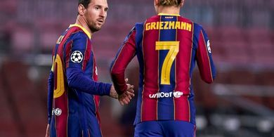 Antoine Griezmann Akui Satu Sikapnya yang Bikin Lionel  Messi Bete