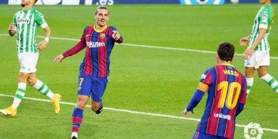 Antoine Griezmann Bicara Hal yang Bikin Messi Kecewa Padanya