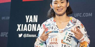 Habisi Ratu Pertama Kelas Jerami, Rekan Zhang Weili Bisa Pulangkan Titel UFC ke China