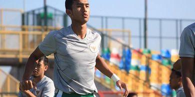 Bek Timnas U-19 Indonesia Ungkap Alasan Dirinya Jarang Bermain Saat TC di Kroasia