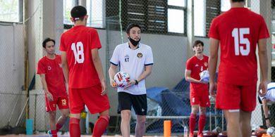 TC Timnas Futsal Indonesia Sambut Piala AFF 2021 Semakin Berkah