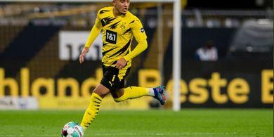 Finansial Dortmund Bermasalah, Man United Kembali Kebut Transfer Jadon Sancho