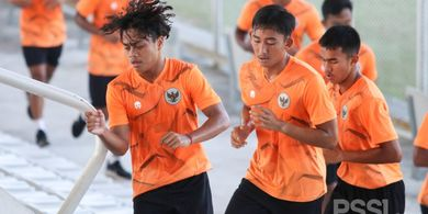 Ke Luar Negeri Belum Jelas, Timnas U-19 Indonesia Lanjutkan TC di Jakarta