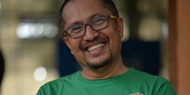 Kabar Duka, Jurnalis Senior dan Pengurus PP Perbasi Eko Widodo Berpulang