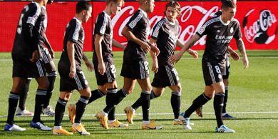Termasuk Sergio Ramos, Empat Pemain Belum Jelas Nasibnya di Real Madrid