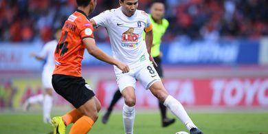 Live Match Liga Thailand - Peluang BG Pathum Raih Tiket ke Liga Champions Asia