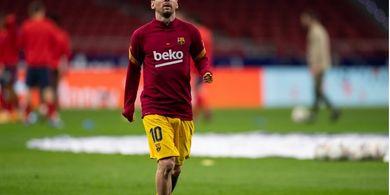 Rencana Baru Man City Boyong Lionel Messi dari Barcelona, Kontrak 10 Tahun dan Bebas Main di 10 Klub