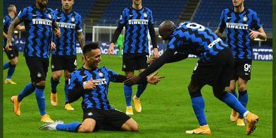 Susunan Pemain Inter Milan vs Juventus - Adu Ketajaman Lukaku-Lautaro dan Morata-Ronaldo
