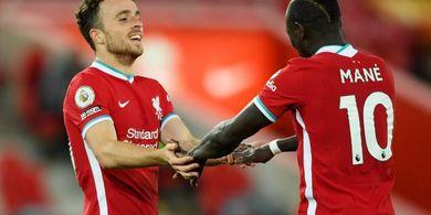 Bukti Liverpool Skuad yang Gila: Tertajam Sekaligus Paling Keropos di Babak Pertama