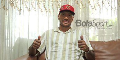 Dari Michael Jordan sampai Hamka Hamzah, Ini Alasan Bek Bali United Pakai Nomor 32