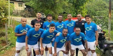 Pemain Persipura Gabung Klub Futsal, Jacksen F Tiago Angkat Bicara