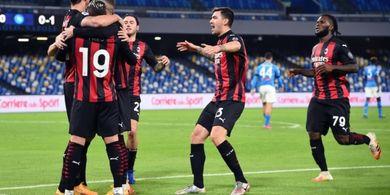 Soal Scudetto 2020-2021, Begini Tanggapan Pelatih Interim AC Milan