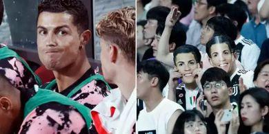 Perusahaan di Korea Alami Kerugian Karena Ronaldo Tidak Main di Laga Persahabatan