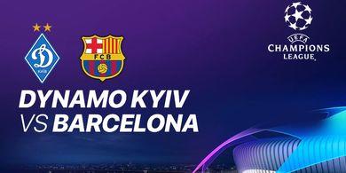 Link Streaming Dynamo Kyiv Vs Barcelona, Pertemuan Dua Tim yang Tengah Badai Cedera