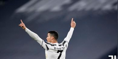 Jebol Gawang Ferencvaros, Cristiano Ronaldo Rajin Bikin Gol di Liga Champions 15 Musim Beruntun