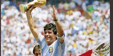 11 Kutipan Terkenal Diego Maradona, Mulai Gol Tangan Tuhan, Cristiano Ronaldo, hingga Narkoba