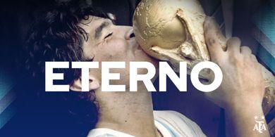 Pemerintah Argentina Tetapkan Tiga Hari Masa Berkabung demi Menghormati Diego Maradona
