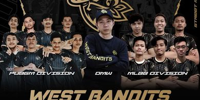 West Bandits Solo Siap Ramaikan Kompetisi E-Sports Indonesia