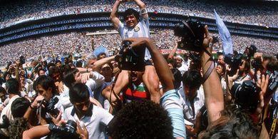 Cerita Diego Maradona Batal ke Makassar karena Kecewa Dijadikan Alat Kampanye