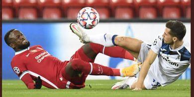 Liverpool Dipencundangi Atalanta, Juergen Klopp Kecewa dengan Wasit
