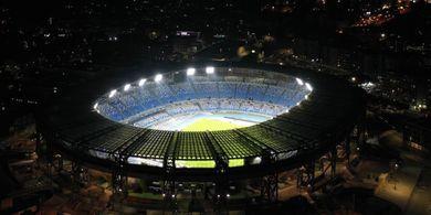 Bentuk Penghormatan untuk Maradona, Napoli Siap Ubah Nama Stadion