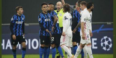 Buntut Kartu Merah, Vidal Dimusuhi Inter Milan dan Terancam Denda
