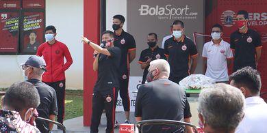 Persija Jakarta Tidak Yakin Liga 1 Dilanjutkan Pada Februari 2021