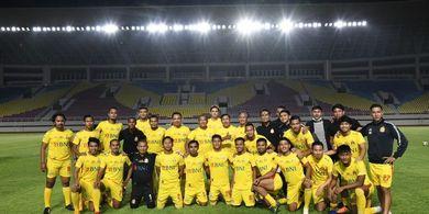 Resmikan Nama dan Markas Baru, Bhayangkara Solo FC Langsung Jajal Stadion Manahan