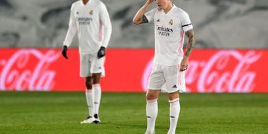 Keok dari Alaves, Zinedine Zidane Bingung dengan Konsistensi Real Madrid