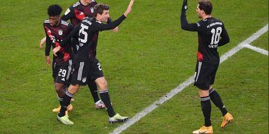 Hasil dan Klasemen Bundesliga - Erling Haaland dan Jadon Sancho Melempem, Bayern Muenchen Mantap di Puncak