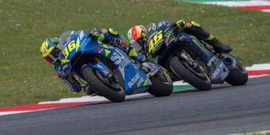 Valentino Rossi Sebut Pembalap Zaman Now yang Hebat di MotoGP