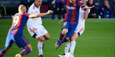 Hasil dan Klasemen Liga Spanyol - Eks Liverpool Paling Kreatif Musim Ini, Lionel Messi Lanjutkan Catatan Hebat