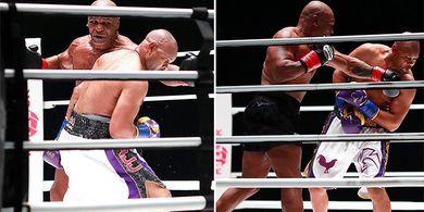 Badan Jadi Nyeri, Roy Jones Jr Ungkap 2 Pukulan Mike Tyson yang Paling Ampuh