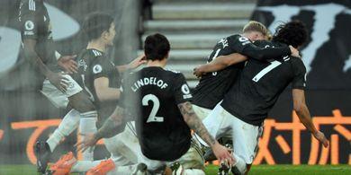 Hasil Lengkap dan Klasemen Liga Inggris - Jose Mourinho Dekati Rekor 60 Tahun, Man United Terhebat di Kandang Lawan