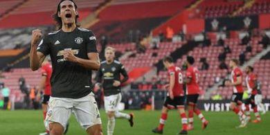 Tak Cuma Pahlawan, Edinson Cavani Juga Seorang Guru di Man United