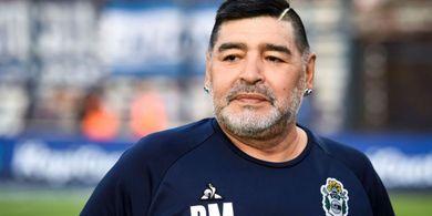 Pengakuan Diego Maradona Sebelum Wafat, Sudah Sangat Menderita dan Putus Asa