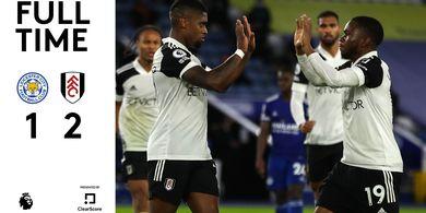 Hasil dan Klasemen Liga Inggris - Leicester Gagal Kembari Poin Spurs dan Liverpool, West Ham Tembus 5 Besar