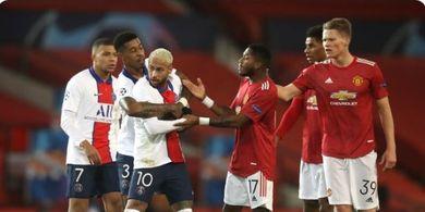 Gelandang Manchester United Sindir Akting Neymar Seusai Dikalahkan PSG