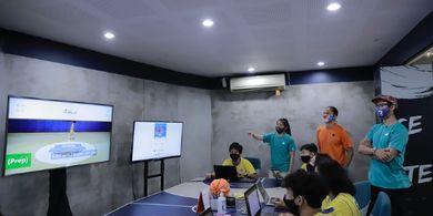 Mantan Pebasket Nasional Jadi Juri Babak 'Playof'f Kompetisi Basket Virtual