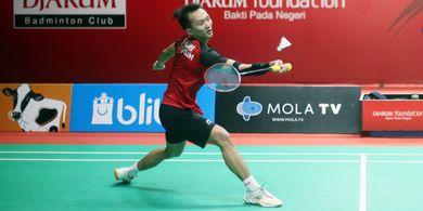 Target Juarai Spain Masters 2021, Ihsan Maulana Ingin Lampaui Jonatan-Ginting