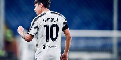 Paulo Dybala Belum Perbarui Kontrak, Lima Klub Besar Pantau Situasi