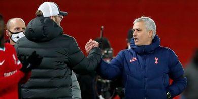 Jose Mourinho ke AS Roma, Liverpool Diuntungkan soal Transfer