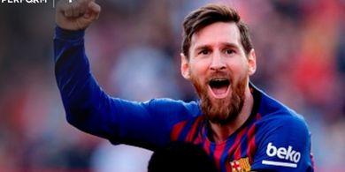 Kalah dari Kiper Rusia, Lionel Messi Bukan Pemain Paling Loyal di Eropa