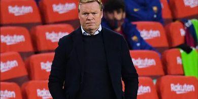 Ronald Koeman: Barcelona Harus Main Extra Time Lagi? Ya Sudahlah...