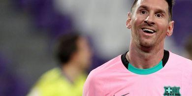 Barcelona Tekuk Rayo Vallecano, Lionel Messi Ukir Rekor Mengesankan