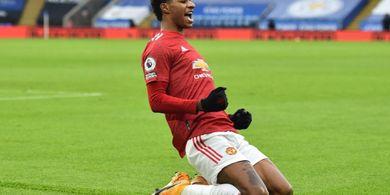 Deretan Pertandingan Manchester United yang Bakal Dilewatkan Marcus Rashford