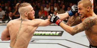 Conor McGregor Sebut Khabib Gajah Gembrot saat Lawan Justin Gaethje