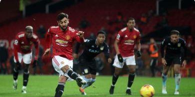 Bruno Fernandes Jelaskan Kenapa Manchester United Kerap Dapat Penalti