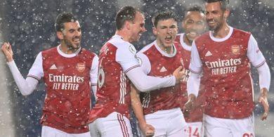Hajar Newcastle United, Arsenal Mulai Bangkit dari Keterpurukan